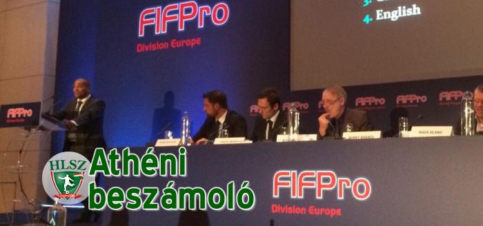 Rendkívüli közgyűlést tartott a FIFPro Európai Divíziója