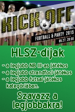 Kick Off Party 2015