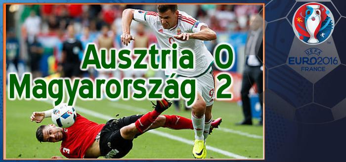 Legyőztük az esélyesebb Ausztriát!