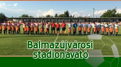 Balmazújváros–Palermo 3–1