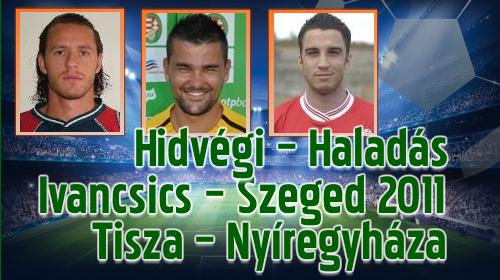Rutinos NB I-es játékosok váltottak klubot