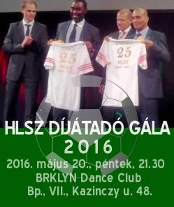 HLSZ Díjátadó 2016