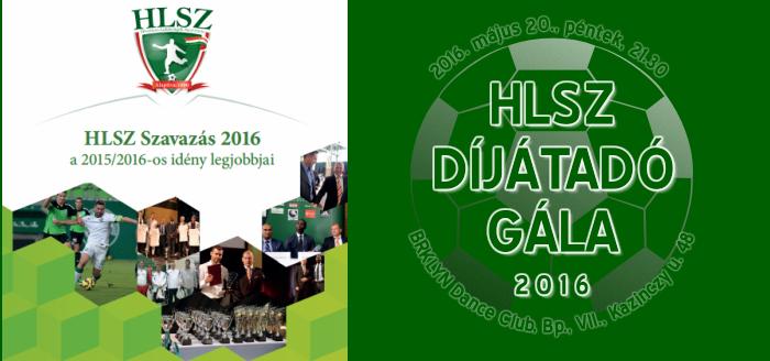 HLSZ Díjátadó Gála 2016 és Kick Off Party