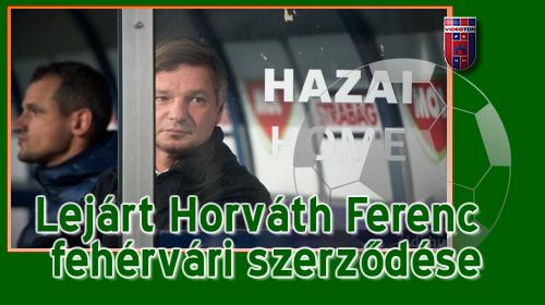 Sajtóinformációk szerint külföldi tréner érkezhet Székesfehérvárra