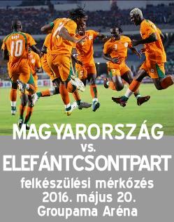 Magyarország-Elefántcs.