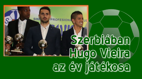 Crvena Zvezda dominancia a szerb díjátadó gálán
