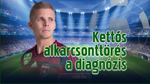 Vége Kovács István szezonjának