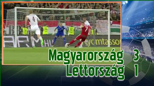 Sima magyar győzelem a vb-selejtezőn