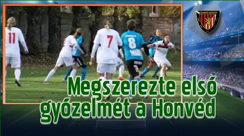 Női NB I: tovább nőtt a Ferencváros előnye a tabellán