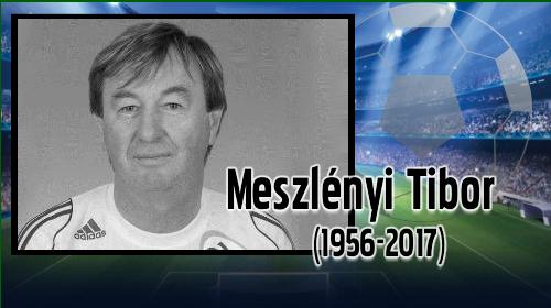 Elhunyt Meszlényi Tibor