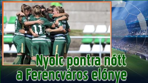 Nem bírt a bajnokcsapat a Győrrel