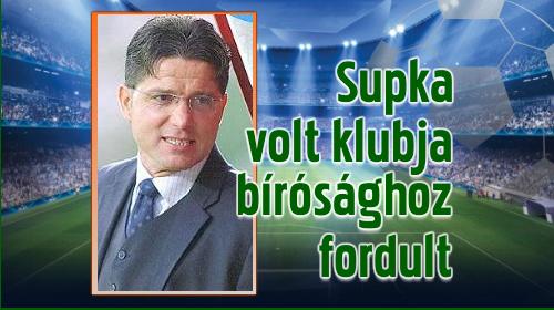 A Szeged 2011 szerint a tréner szabálytalanul mondott fel