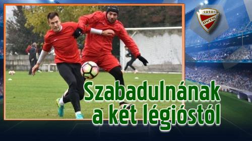 Daushvili és Jagodinskis távozhat