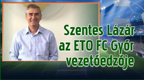 Győri ikon ült le az ETO kispadjára