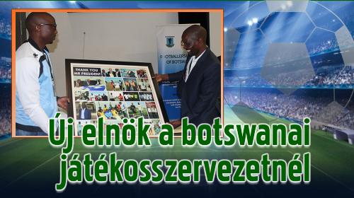 Onalethata Tshekiso kihívásnak tekinti új pozícióját