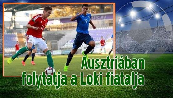 Bukta Csaba az osztrák FC Liefering játékosa lesz