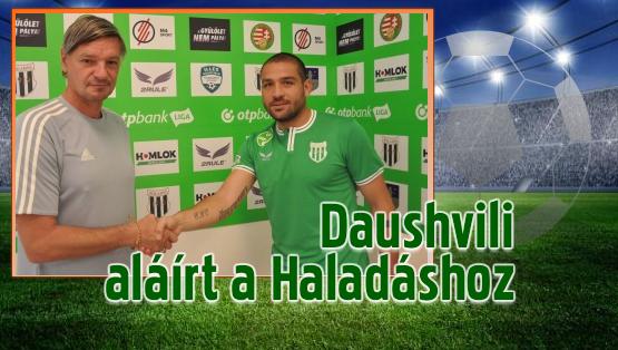 Horváth Ferenc ismét együtt dolgozhat a grúz játékossal
