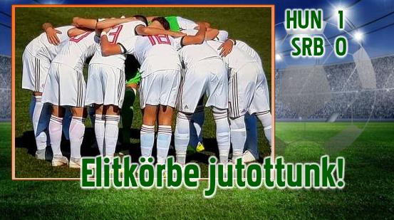 Magyar siker az U17-es Eb-selejtező csoportkörében