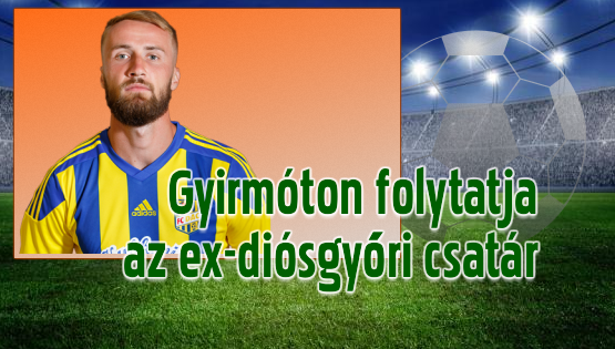 Szarka két évig volt a DVTK játékosa