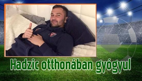 Kórházban kapott gyors ellátást a Videoton játékosa