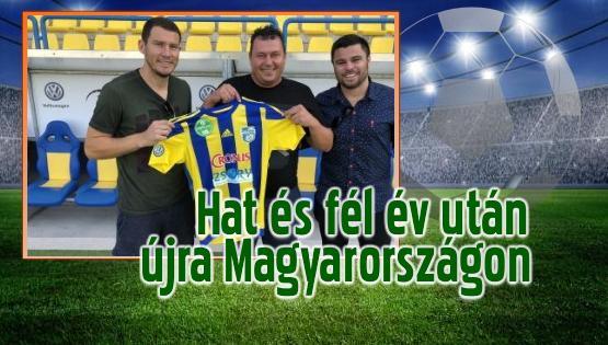 Egykori magyar és ciprusi gólkirály érkezett Mezőkövesdre