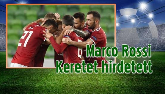 Újoncok és visszatérő játékosok a magyar válogatottnál