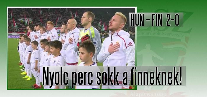 Második helyen a magyar válogatott