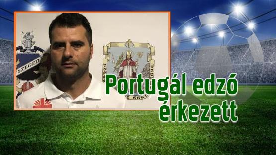 Joao Pedro de Oliveira Janeiro a Szeged 2011 új vezetőedzője
