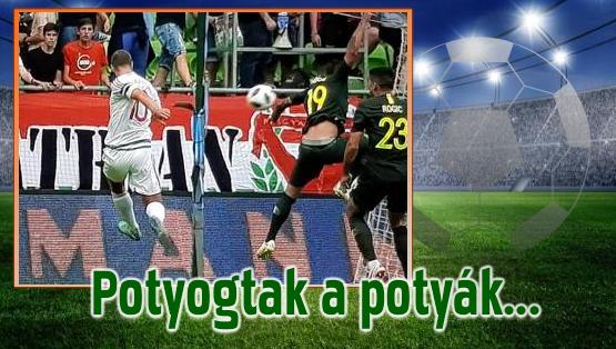 Magyarország-Ausztrália 1–2