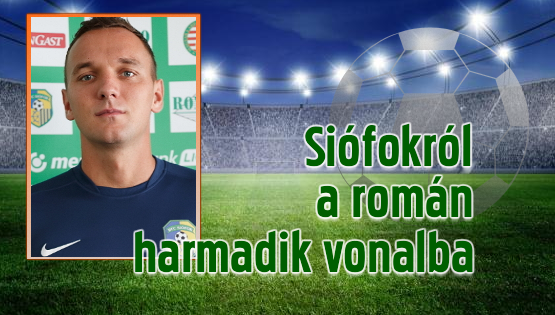 Berde István két évig volt a Balaton-partiak labdarúgója