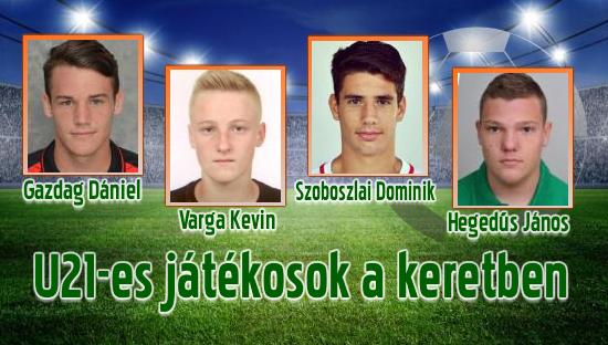 Barátságos meccsekre készül a magyar válogatott
