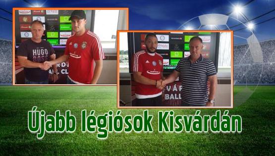 Karasjuk és Mitosevics hétfőn már új társaival tréningezett