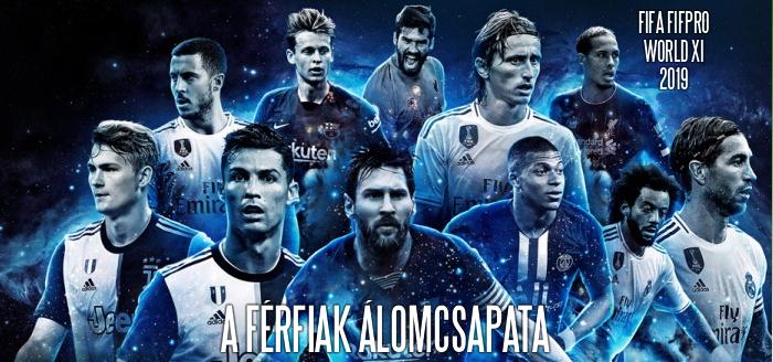 FIFA FIFPRO World XI 2018-2019