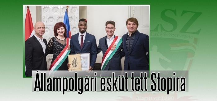 Mától magyarként szolgálja klubját