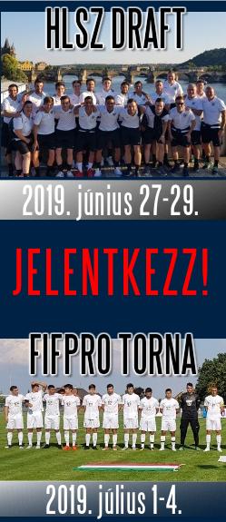 HLSZ Draft és FIFPro Torna