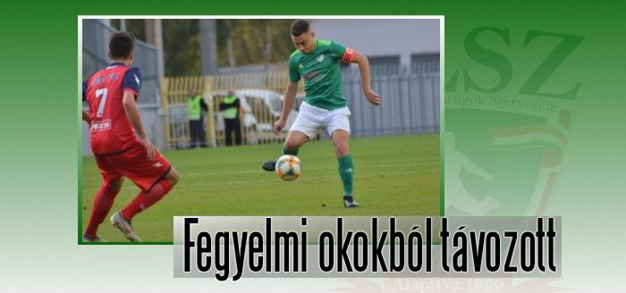 Vukasovic már nem az ETO FC játékosa