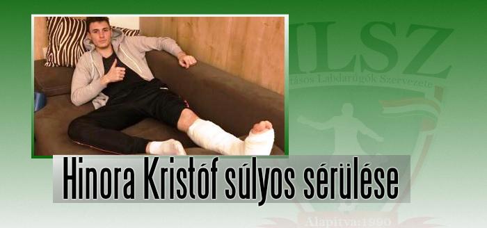 Hosszú rehabilitáció vár a Vasas labdarúgójára