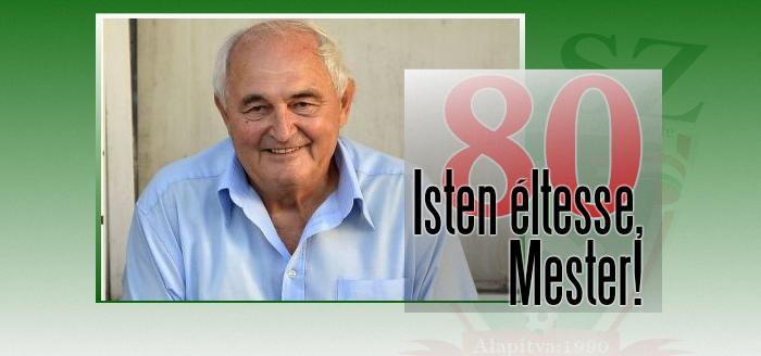 Pénteken ünnepli 80. születésnapját Garami József
