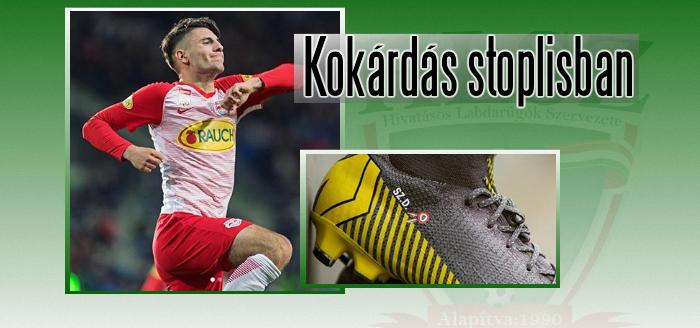 Szoboszlai Dominik megszerezte első gólját a Salzburgban