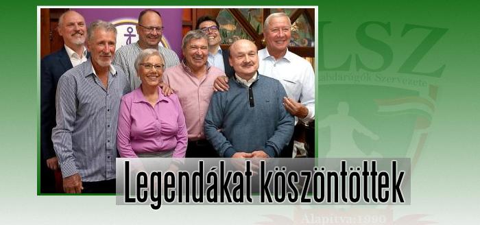 Zámbó Sándor, Nagy László és Tóth András volt az ünnepelt