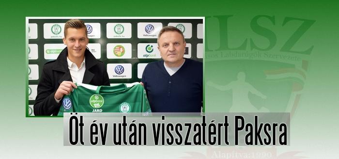 Windecker József két évet írt alá régi-új klubjánál