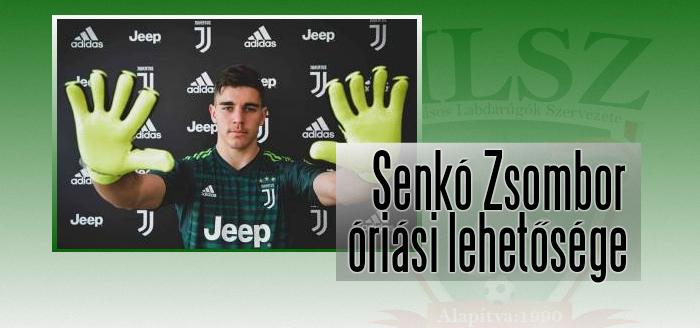 Magyar kapust igazolt a Juventus