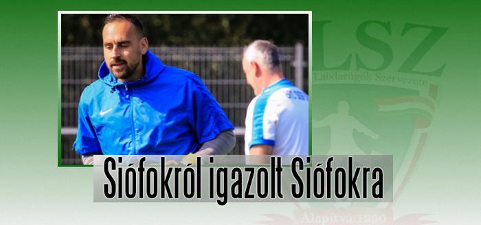 Tajti Norbert távozott, de most újra az NB II-es csapat játékosa