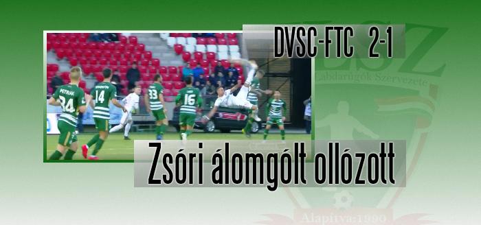 Vereségével nyílttá tette a bajnokságot a Ferencváros