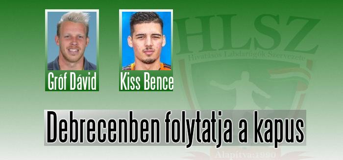 Kiss Bence is a cívisvárosba igazolt