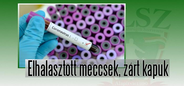 Koronavírus és a sportesemények