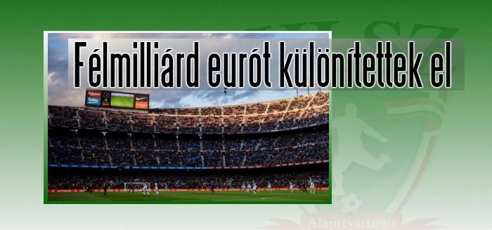 A spanyol klubok Kölcsönt kaphatnak