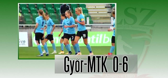 Hatot szórt az MTK és a Ferencváros