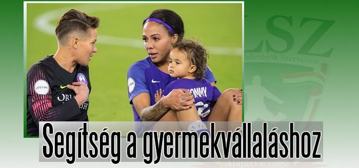 Új szabályok védik a női labdarúgókat