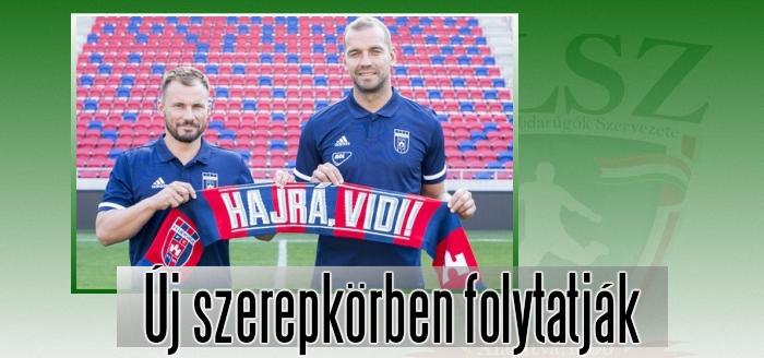 A Fehérvár sporttanácsadói lesznek